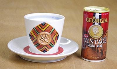 コーヒーカップ 大きさ比較