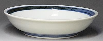 砥部焼の深皿