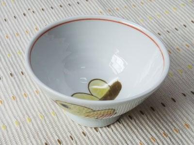 砥部焼・大西陶芸。子供茶碗