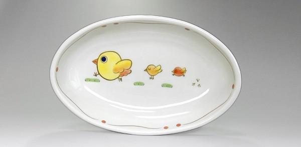 砥部焼 大西陶芸 子供食器