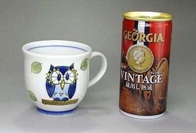 マグカップ 大きさ比較