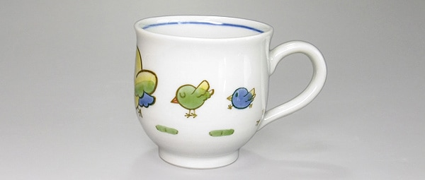 子供食器 マグカップ