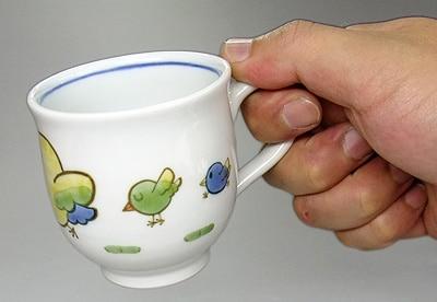 砥部焼 大西陶芸 マグカップ