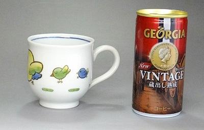 子供マグカップ 大きさ比較