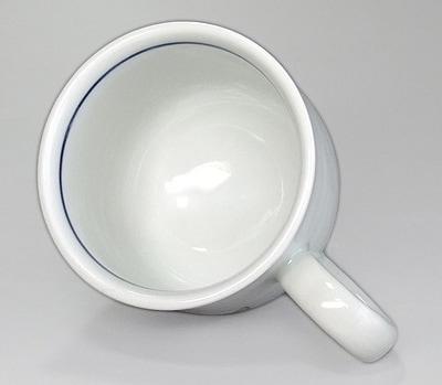 砥部焼 大西陶芸 子供マグカップ