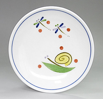 こども食器 丸皿