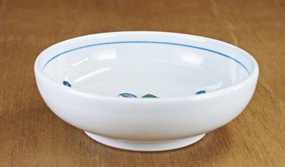 大西陶芸 お食い初め食器 浅鉢