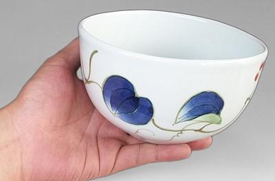 大西陶芸 白石久美さんの中鉢