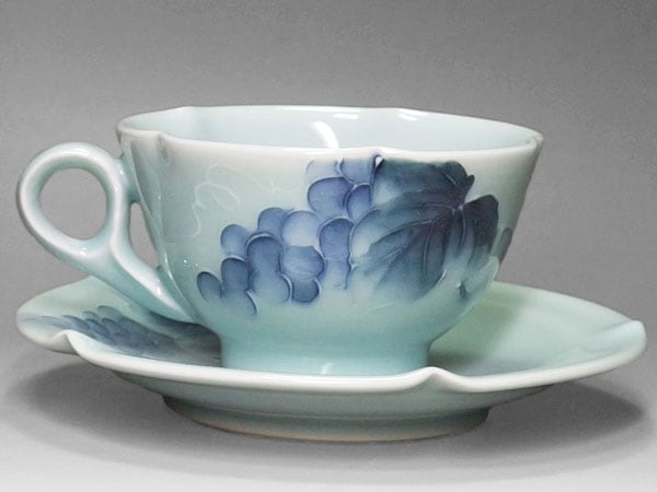 砥部焼 コーヒーカップ