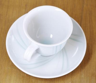 コーヒーカップ 口反り