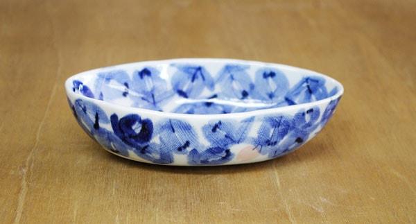 和食器 楕円鉢