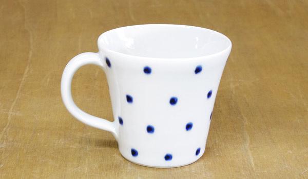 砥部焼 五松園 マグカップ