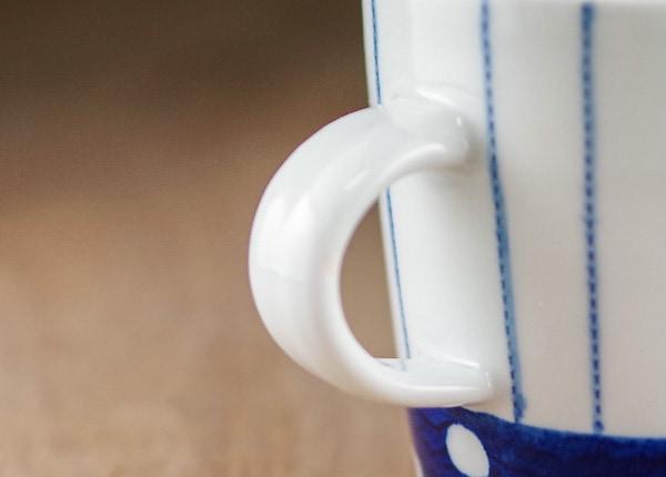 皐月窯 マグカップ 取っ手