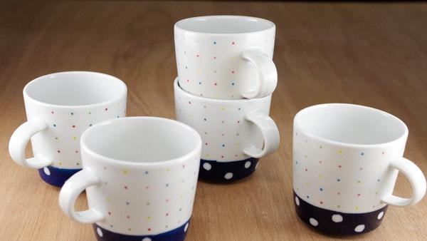 皐月窯 マグカップ