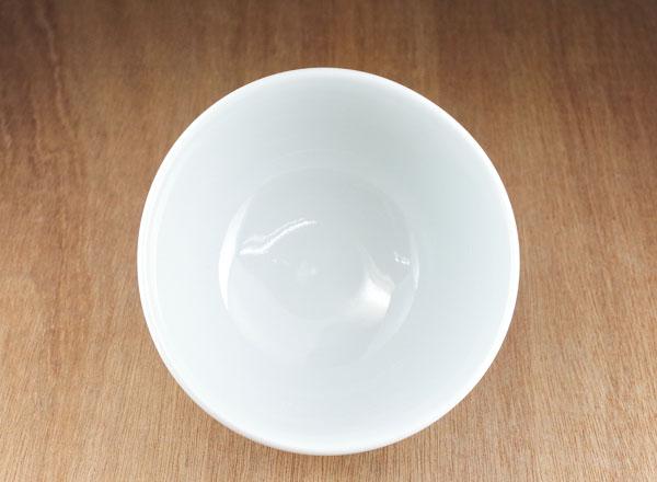 砥部焼 皐月窯 ごはん茶碗 内側