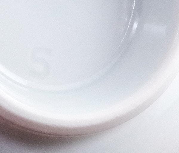 砥部焼 茶碗 飯碗 糸尻 糸底 高台