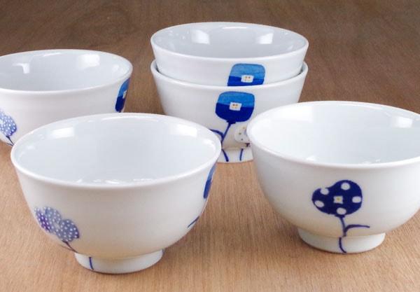 皐月窯 ごはん茶碗