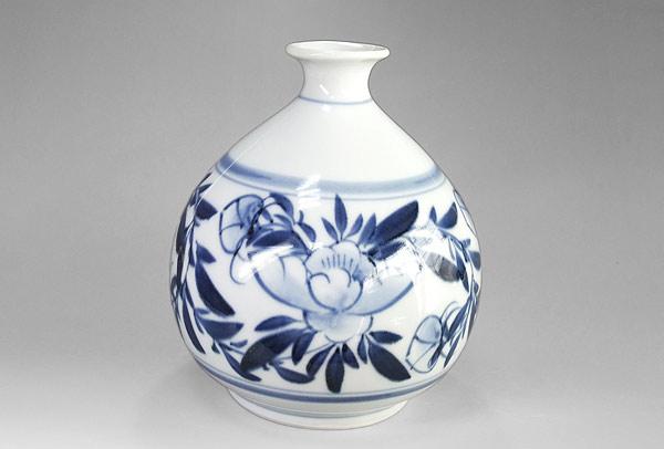 砥部焼 花瓶