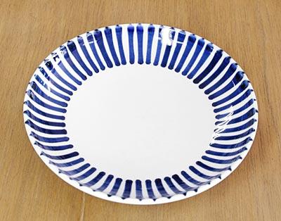 和食器 とくさ 丸皿