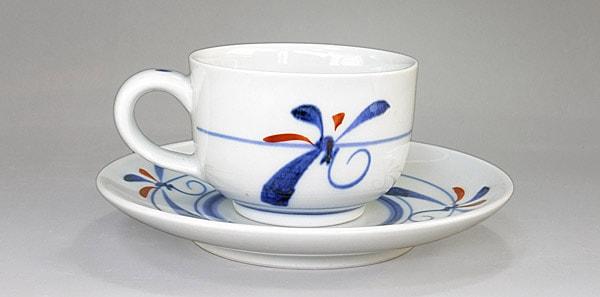 砥部焼 千山窯 コーヒーカップ
