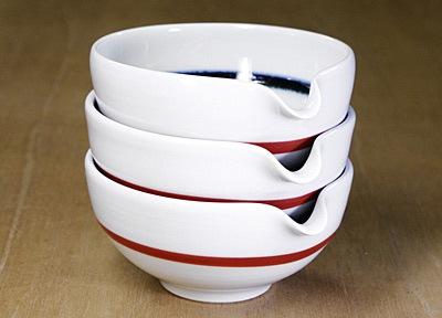 小鉢 重なり