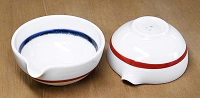 砥部焼き 千山窯 片口鉢