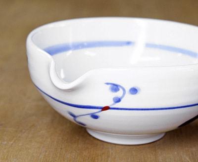砥部焼 片口鉢