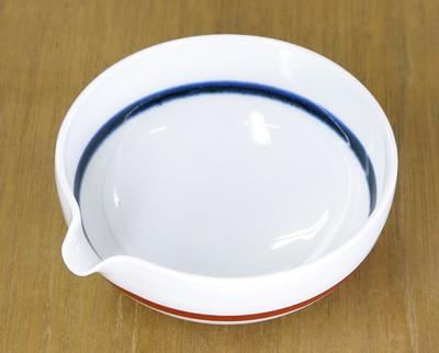 砥部焼 千山窯 片口鉢