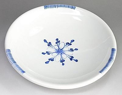 中皿 7寸皿