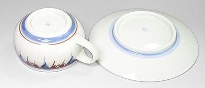 梅山窯 紅茶カップ
