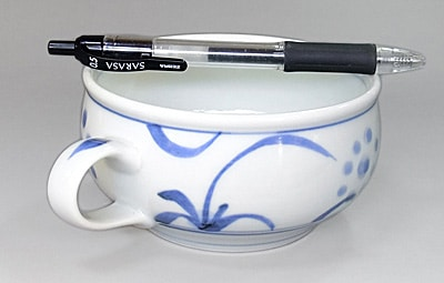 スープカップ 大きさ比較