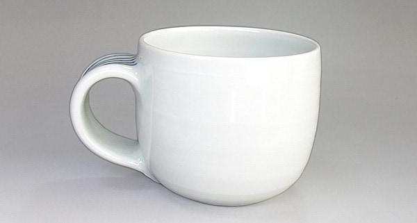 砥部焼 梅乃瀬窯 マグカップ