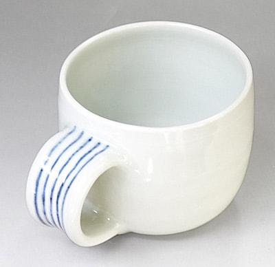梅乃瀬窯 マグカップ