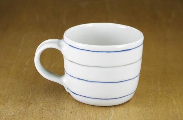 砥部焼き 梅乃瀬窯 マグカップ