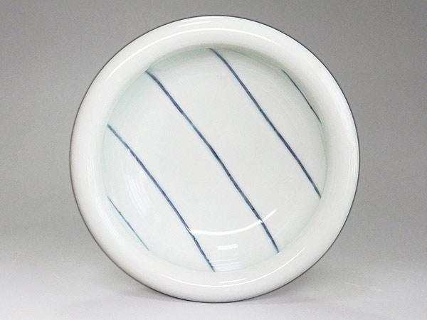 砥部焼 梅乃瀬窯 玉縁鉢