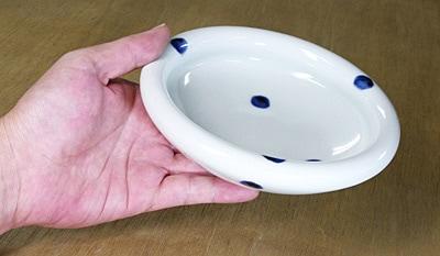 5寸玉縁鉢