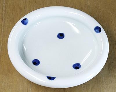 砥部焼 浅鉢