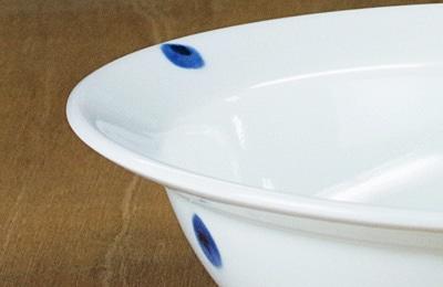 砥部焼き 縁付き鉢