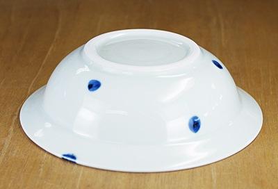 中鉢 縁付き鉢 リム付き鉢