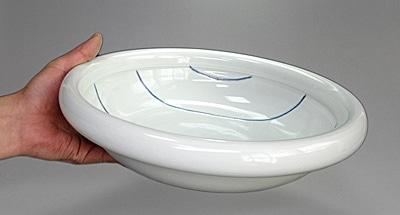 梅乃瀬窯 尺玉縁鉢