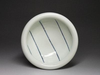 砥部焼・玉縁鉢