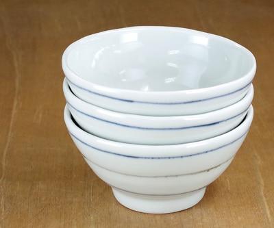 和食器 お茶碗 重なり