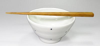 梅乃瀬窯 ごはん茶碗 大きさ比較