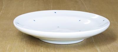 砥部焼き 5寸丸皿 取り皿