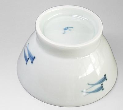 山中窯(陶房拓実) ごはん茶碗