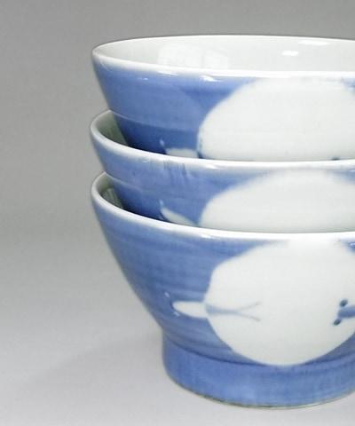 山中窯 ごはん茶碗