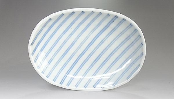 和食器 楕円皿