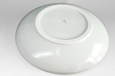 砥部焼 蛸唐草文の大鉢