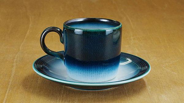 砥部焼 ヨシュア工房 コーヒーカップ