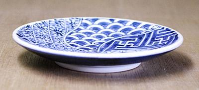 陽貴窯 小皿